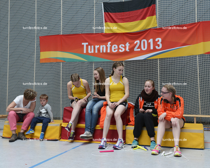 Deutsches Turnfest 2013: DM Rope Skipping in Frankenthal