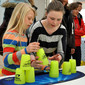 Deutsches Turnfest 2013: Maimarktgelände, Speed-Stacking
