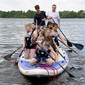 Int. Deutsches Turnfest: Berlin turnt bunt - Paddling