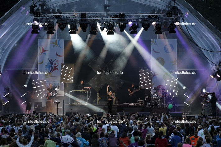 Int. Deutsches Turnfest: Konzert - Glasperlenspiel