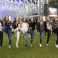 Int. Deutsches Turnfest: Party im Sommergarten